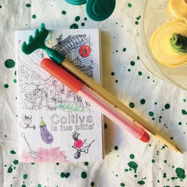 Quaderno ``Coltiva la città``