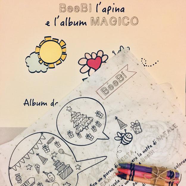 Album Colora e Pianta
